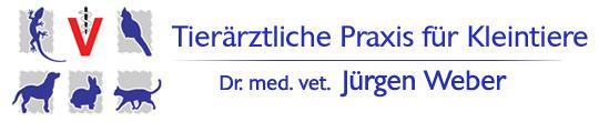 Kleintierpraxis - Dr. Jürgen Weber